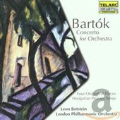Bartok: Concerto for Orchestra and More