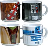 Star Wars - Stacking Ceramic Mug Set