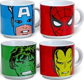 Marvel Comics - Stacking Ceramic Mug Set