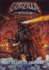 Godzilla 2000 (English Dubbed Version)