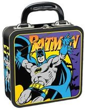 DC Comics - Batman - Square Tin Tote