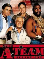 The A-Team - Season 1 (4-DVD)