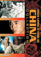 Once Upon a Time in China 1-3 (3-DVD)