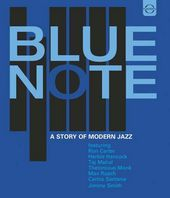 Blue Note - A Story of Modern Jazz (Blu-ray)