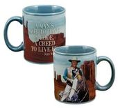 John Wayne - Creed - 12 oz. Ceramic Mug