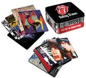 The Rolling Stones - Coasters (Set of 10) (Tin