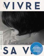 My Life to Live (Blu-ray, Criterion Collection)