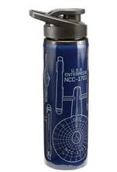 Star Trek - Enterprise 24 oz. Stainless Steel