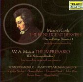 Mozart: The Beneficient Dervish / The Impresario
