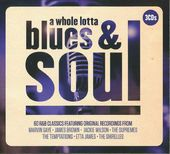 A Whole Lotta Blues & Soul (3-CD)