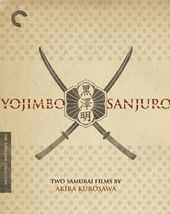 Yojimbo / Sanjuro (Blu-ray, Criterion Collection)