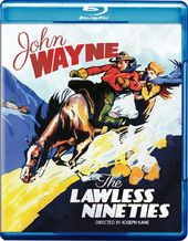 The Lawless Nineties (Blu-ray)