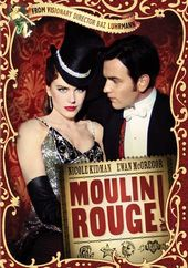 Moulin Rouge (Wedding Faceplate)