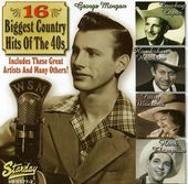 16 Biggest Country Hits 1940's
