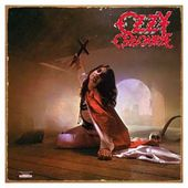 Ozzy Osbourne - Blizzard of Ozz Album Cover Sign