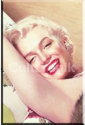Marilyn Monroe - Close Up - Magnet