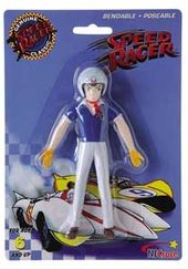 "Speed Racer - 6"" Bendable Figure"