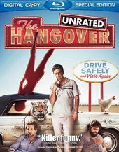 The Hangover (Blu-ray, Rated, Unrated)
