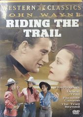 John Wayne - Riding the Trail Triple Feature: