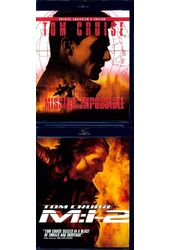 Mission: Impossible / M:I-2 (Blu-ray, Widescreen)