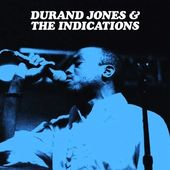 Durand Jones & The Indications (Clear Blue Vinyl)