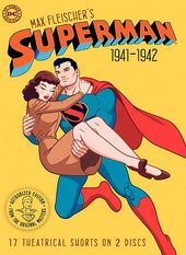 Superman: 17 Theatrical Shorts, 1941-1942 (2-DVD)