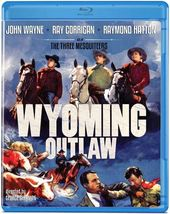The Three Mesquiteers - Wyoming Outlaw (Blu-ray)