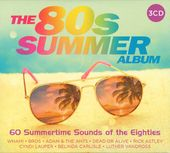 The 80s Summer Album (3-CD)