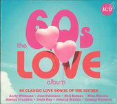 The '60s Love Album (3-CD)