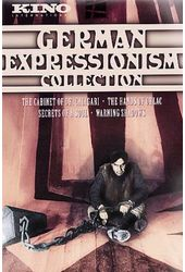 German Expressionism Collection (4-DVD)