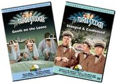 The Three Stooges - Goofs on the Loose / Stooged