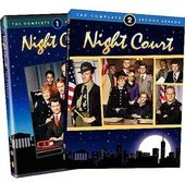 Night Court - Complete Seasons 1 & 2 (5-DVD)