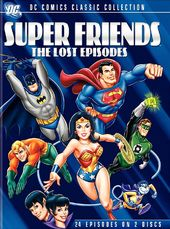 Superfriends - Lost Episodes (2-DVD)