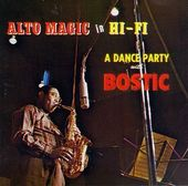 Alto Magic: Dance Party with Earl Bostic