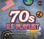 The 70s U.S. Playlist (3-CD)