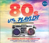 80s U.S. Playlist (3-CD)