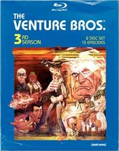 Venture Bros. - Season 3 (Blu-ray)