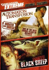Automaton Transfusion (Unrated & Undead], Black