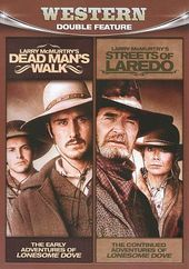 Dead Man's Walk / Streets of Laredo (4-DVD)