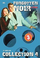 Forgotten Noir & Crime, Volume 4 (Counterspy