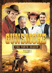 Gunsmoke - Season 10 - Volume 1 (5-DVD)