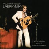 Paul Simon in Concert: Live Rhymin'