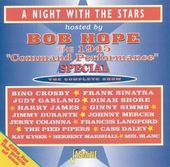 Night with Stars Hosted by Bob Hope: 1945 Command