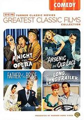 TCM Greatest Classic Films Collection - Comedy (A