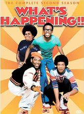What's Happening!! - Complete 2nd Season (3-DVD)