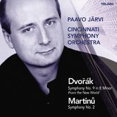 "Dvorak: Symphony No. 9 in E minor ""From the New"