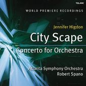 Higdon: City Scape And Concerto For Orchestra