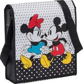 Disney - Mickey & Minnie Mouse Messenger Tote