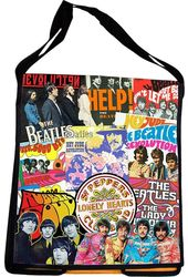 The Beatles - Messenger Tote