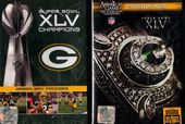 Football - NFL: Super Bowl XLV: 2010 Green Bay